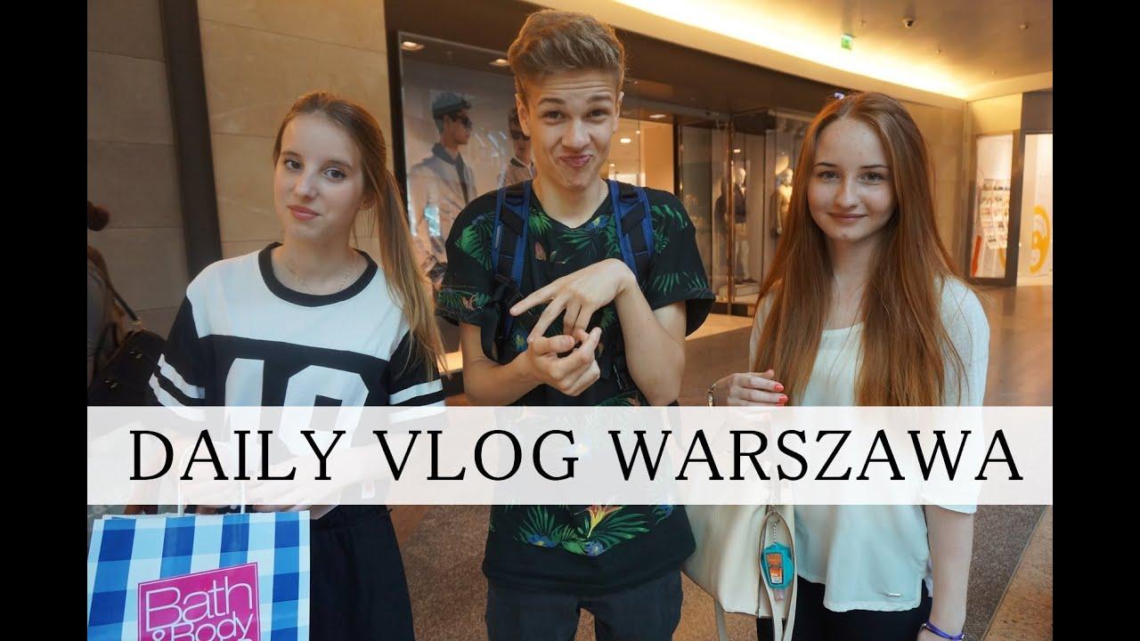 DAILY VLOG: WARSZAWA - YouTube