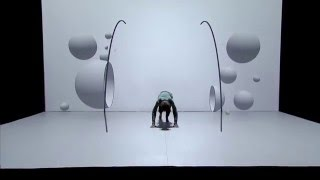 Amazing Dance and Video Mapping Performance(Amazing Dance and Video Mapping Performance !! (by SILA SVETA).