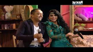 غنيلي ت غنيلك : حلقة ليال عبود و روني كسار 07-02-2015