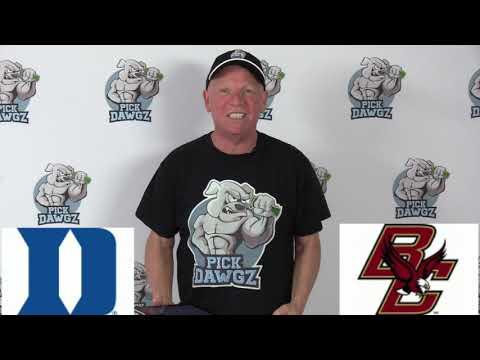Duke vs Boston College 2/4/20 Free College Basketball Pick and Prediction CBB Betting Tips