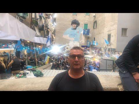 Lambrenedetto a Napoli !!!! Ma non era una fogna infernale questa città ?