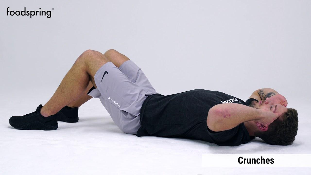 Body Crunch hilft beim Abnehmen