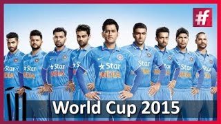 ICC World Cup Predictions | Indian Cricket Team | 2015