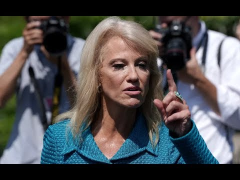 HEATED: Kellyanne Conway Leave s the Liberal Media SPEECHLESS at Press Conference