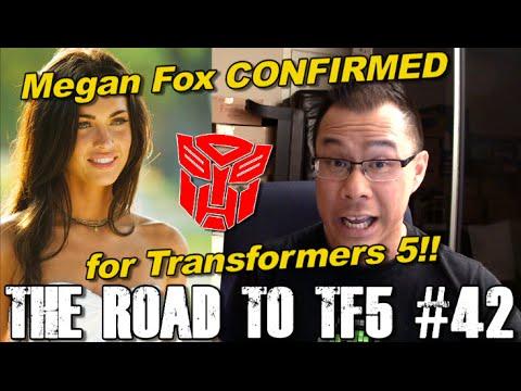 BREAKING! Megan Fox