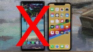 I am switching to the iPhone Xs Max. Goodbye Galaxy Note 9!