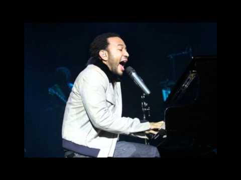 John Legend - Rolling in the Deep (complete version with instrumental)