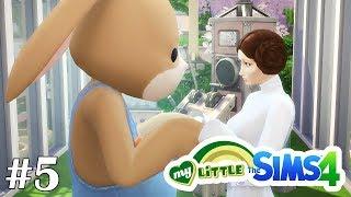 СВАДЬБА с Кроликом О_О - My Little Sims (Времена года) - #5