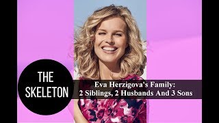 Eva Herzigova's Family: 2 Siblings, 2 Husbands And 3 Sons