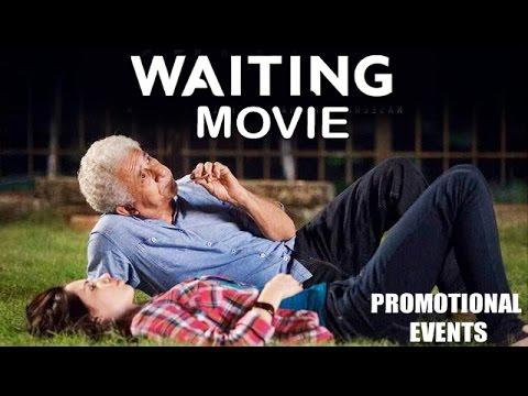 Download Waiting Movie Promotional Events | Naseeruddin Shah, Kalki Koechlin, Arjun Mathur