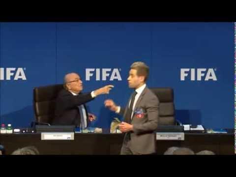 A Blatter ain't a Dollar