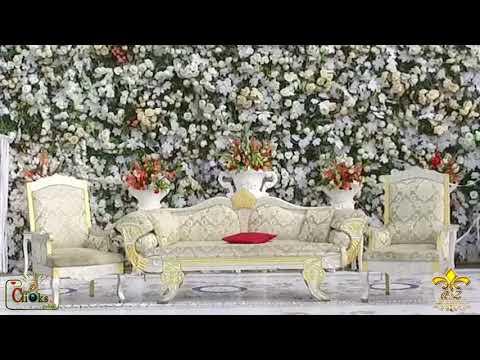 Pakistan's most stunning Asian Wedding     Arabic theme  Video   Muslim Wedding Video .