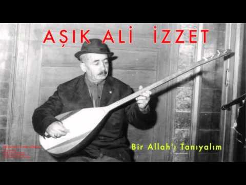 Aşık Ali İzzet - Bir Allah'ı Tanıyalım [ Mecnun'um Leyla'mı Gördüm © 2000 Kalan Müzik ]