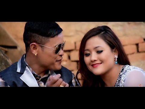 New Nepali Folk Song 2072 || Aanshu Aankha Bhari By Mundre Lama/Devi Gharti | Krishna Films