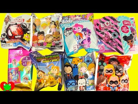 Opening Surprise Blind Bags, My Little Pony, MLP, Princess, LOL Surprise