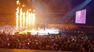 KBS Music Bank Berlin - Taemin from SHINee - Danger (괴도) - Side View Fancam
