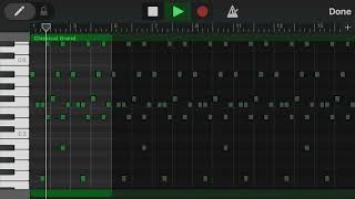 Money in the Grave By Drake ft. Rick Ross GarageBand iOS Remake tutorial