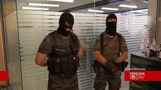 Ոստիկանության 6-րդ վարչությունը M Group շինարարական ընկերությունում է