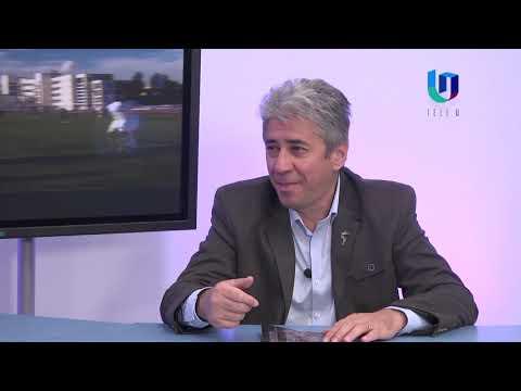 """TeleU: Gabriel Toth la """"Tribuna polisportivă"""""""