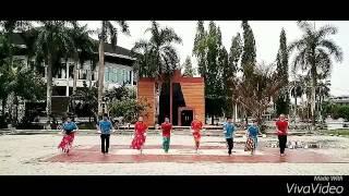 "Tari Piring Sumatera Barat ""SENDRATASIK"""
