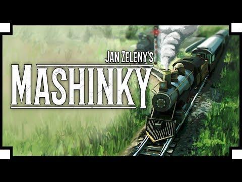 Mashinky - (Railroad / Transport Tycoon Style Management Game)