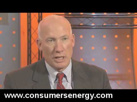 Consumers Energy CEO David Joos on the partnership with MSU