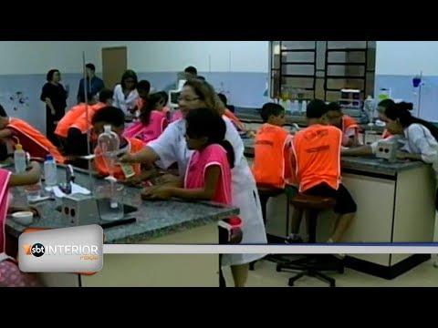 Alunos da rede municipal de Prudente unem tecnologia com a educação
