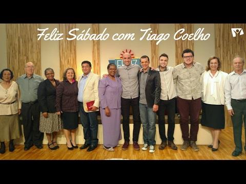Feliz Sábado com Tiago Coelho - 17/02/2017