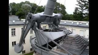 "Great Refractor Archenhold Sternwarte ""tour"""