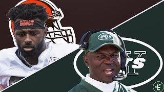 New York Jets vs Cleveland Browns Recap Week 3