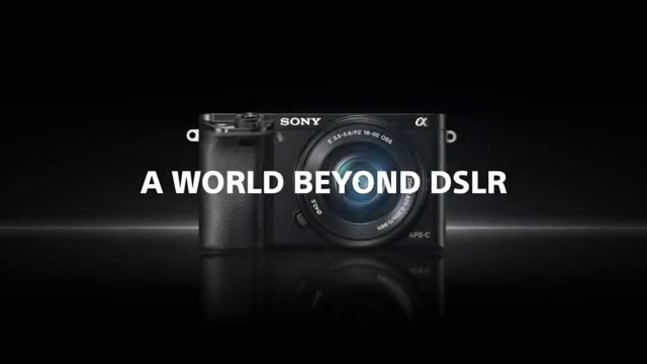 The Sony a6000: Ultra-Fast