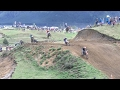 Motocross Slow Motion Action