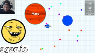I HATE THIS GAME! | Agar.io #1