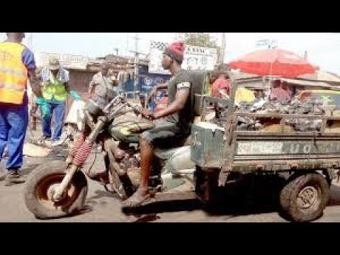 Ghana: 'Aboboyaa' waste collection