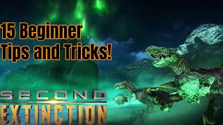 15 Beginner Tips And Tricks For Second Extinction!