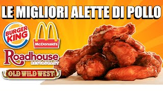 FAST FOOD FIGHT s03e05 | OLD WILD WEST vs ROADHOUSE vs McDONALD'S vs BURGER KING: BEST CHICKEN WINGS