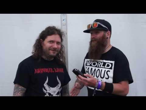 Goatwhore Interview Bloodstock 2016