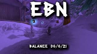 Ebn 2 : Balance | 60 Druid PvP | Classic WoW