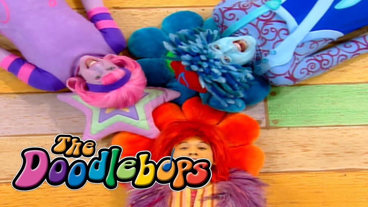 The Doodlebops 225  Moon Doodles  HD  Full Episode