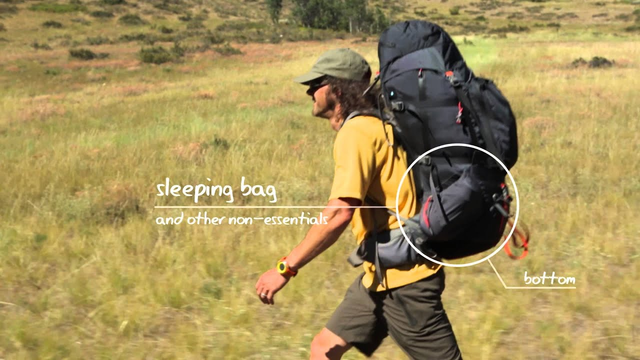 How to Pack a Backpack  REI Experts  1156603155456