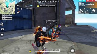 King of Free Fire Awm Player Raistar & GyanSujan - Garena Free Fire Live