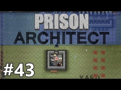 Prison Architect - The Sorsby Zone - PART #43