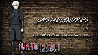 UNBOXING COSPLAY - Kaneki (Tokyo Ghoul)