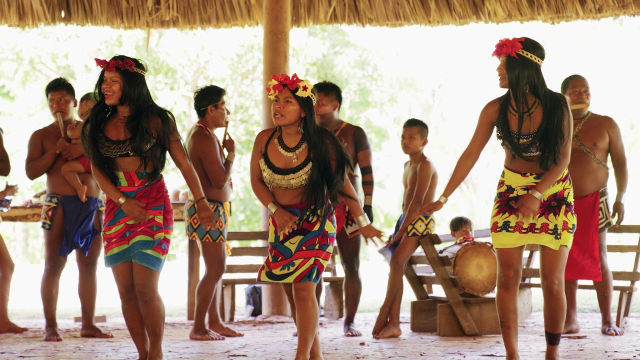 Download Native Indigenous of South America