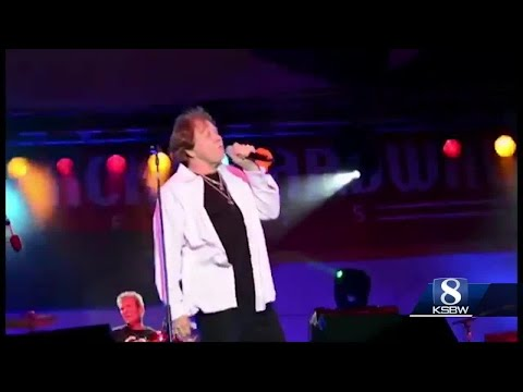 Eddie Money remembered fondly by Santa Cruz Beach Boardwalk crew