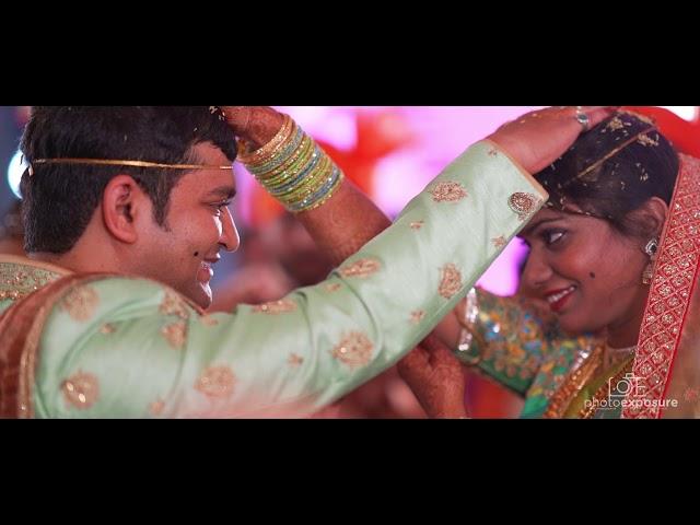 Karthik Weds Nirupama Wedding Teaser 26-12-2018 #Photoexposure
