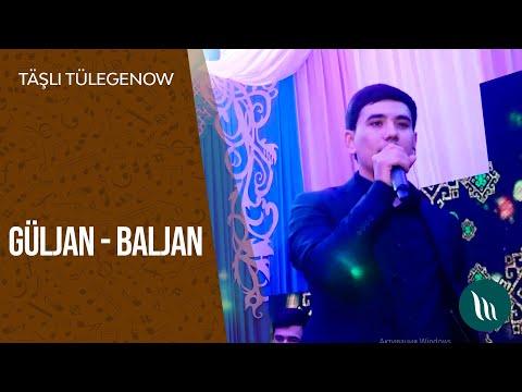 Tashli Tulegenow - Guljan - Baljan   2021