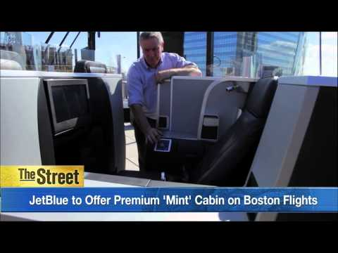 After Unexpected Demand on Mint Service Out of New York, JetBlue Will Bring Mint Services to Boston