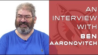 An Interview With Ben Aaronovitch