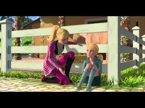 Barbie Y Sus Hermanas En Una Aventura De Ponis